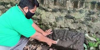 Warga Klanderan Kediri Temukan Benda Diduga Cagar Budaya Saat Bersih-bersih Sungai