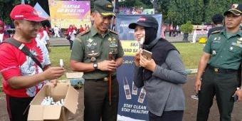SMK PGRI 3 Malang Ciptakan Hand Sanitizer Berbahan Kemangi, Lemon, dan Lidah Buaya