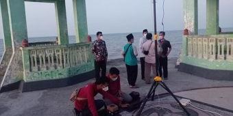 Tentukan Waktu Shalat, Tim Gabungan Kemenag Jatim Observasi di Tuban