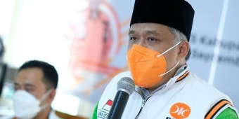 Kang Irwan Apresiasi DPD PKS yang Gelar Vaksinasi Massal