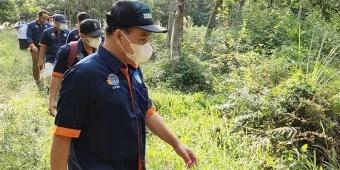 Cek Tanah Sengketa di Desa Babadan, Bupati Kediri Terjunkan Tim GTRA