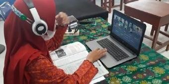 PPKM Darurat, SMK Kesehatan Bina Husada Gelar Proses Belajar Mengajar Daring