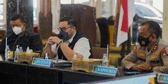 Optimis Turunkan Level PPKM, Pemkab Kediri Pantau Tiap Kecamatan