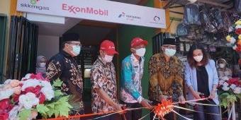 Didukung EMCL, Pasar Gayam Bojonegoro Diharapkan Jadi Sentra Ekonomi