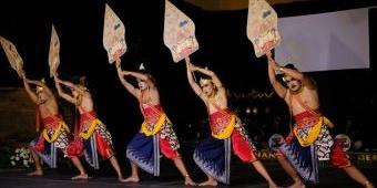 Perpisahan Mahasiswa KKN ISI Surakarta, Kelurahan Ngronggo Hadirkan Pertunjukan Budaya Panji-Galuh