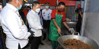 Kunjungi Rutan Medaeng, Adies Kadir Ajak WBP Buka Restoran