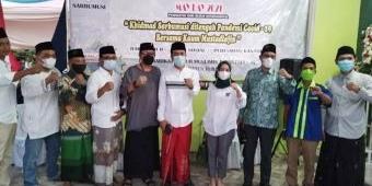 May Day, Ketua Fraksi PKB DPRD Jatim Resmikan Kantor Sarbumusi Tuban