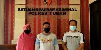 Berniat Jual Kaus Jokowi 404: Not Found, Pemuda Asal Tuban Diciduk Polisi