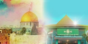 Kutuk Serangan Israel di Masjid Al-Aqsa, NU Jatim Instruksikan Nahdliyin Baca Qunut Nazilah
