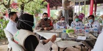 Kemenkumham Jatim Percepat Vaksinasi WBP di Surabaya Raya