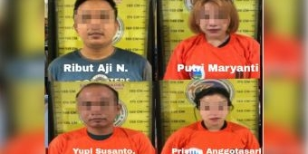 Kabid Humas Polda Jatim Benarkan Oknum Anggota Polsek Jetis Ditangkap Saat Pesta Narkoba
