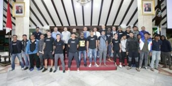 Jelang Laga Arema FC Vs MU, Polres Malang Ajak Jaga Kondusivitas