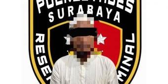 Pelaku Pencabulan Bocah 8 Tahun di Tembok Dukuh Surabaya Dibekuk Polisi