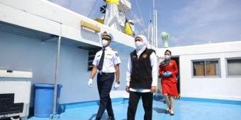 Dorong Ekonomi dan Pariwisata, Gubernur Khofifah Resmikan Dermaga MB IV Pelabuhan Ketapang