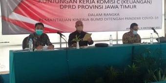 Komisi C Berharap Bank UMKM-BPR Jatim Kucurkan Kredit Lunak untuk Pertanian dan UMKM