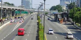 Berikut Titik Penyekatan di Jalan Tol Jasa Marga Group