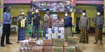 Baksos untuk Korban Bencana, 10 Komunitas Honda BeAT Jatim Riding Bareng ke Gunung Semeru