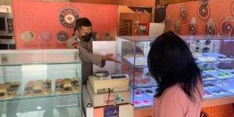Berawal dari Hobi, Anggota Polresta Sidoarjo ini Sukses Geluti Kuliner Donat