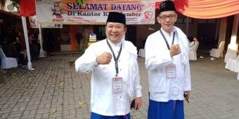 Ketua Partai Pengusung dan Ribuan Simpatisan Antar Hendy-Gus Firjaun Daftar ke KPU