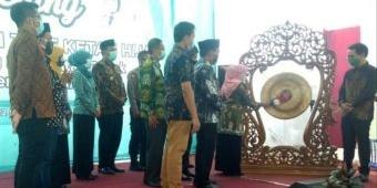 Produk UMKM Masuk Minimarket, Bupati Jombang Launching Sentra Industri Tape Ketan Hijau