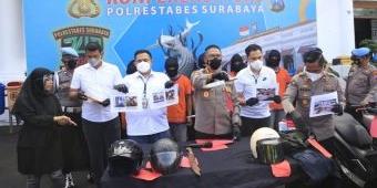 5 Pelaku Ditangkap, 1 DPO, Begini Kronologi Penusukan di Jalan Balongsari Surabaya