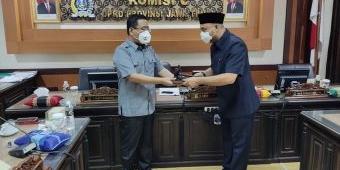 Abdul Halim Resmi Jabat Ketua Komisi C DPRD Jatim