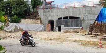 Sedot APBD Rp 10 Miliar, Proyek Underpass Randuagung Gresik Ditargetkan Rampung Akhir Oktober