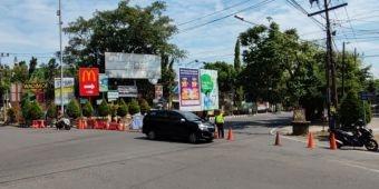 Wali Kota Minta Maaf Atas Penyekatan Beberapa Ruas Jalan di Kota Kediri