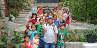 Setiap Akhir Pekan, Ketua Fraksi NasDem DPRD Gresik Ajak Anak Yatim Piatu Liburan