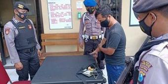 Pasca Bom Makassar, Tamu yang Datang ke Mapolres Kediri Kota Diperiksa Dengan Ketat