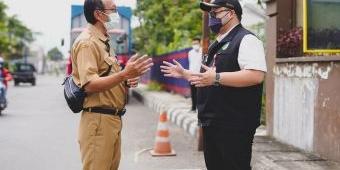Terima Aduan Masyarakat, Bupati Kediri Tinjau Jalan Rusak