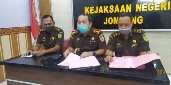 Ketua KONI Jombang Ditetapkan Tersangka Kasus Dana Hibah