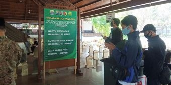 Makam Sunan Bonang Dibuka: Maksimal 25 Menit, Peziarah Tak Pakai Masker Dilarang Masuk