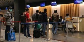 Triwulan Pertama, Bandara Juanda Layani 1,2 Juta Penumpang