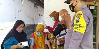 BLUD Puskesmas Dukuh Klopo Jombang Gelar Vaksinasi untuk ODGJ