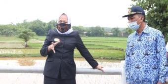 Bupati Anna Sebut Hutan Gundul Picu Terjadinya Banjir Bandang di Bojonegoro