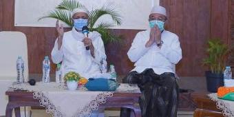 Gus Ipul Bersama Kiai dan Habaib Gelar Tahlil 7 Hari Meninggalnya KH. Zainuddin Djazuli