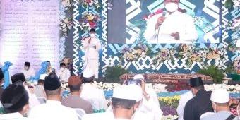 Haul KH Abdul Hamid Lancar dan Patuhi Prokes, Gus Ipul Berterima Kasih kepada Jamaah