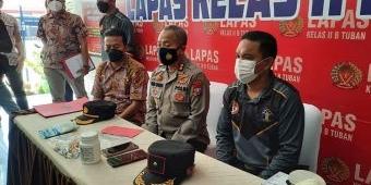 Kasus Penyelundupan Pil Koplo di Lapas Tuban, Polisi Tetapkan Satu Tersangka dan Buru Pelaku Lain
