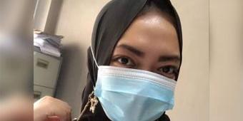 Di Kantor Disperinaker, Humas PT. Shou Fong Bungkam Saat Ditanya Kapan Cairkan Gaji Para Buruh