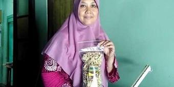 Olah Keripik dari Bonggol Pisang, Warga Wonodadi Blitar Raih Omzet Puluhan Juta per Bulan