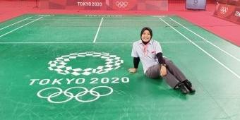 Tak Disangka, Wasit Olimpiade Tokyo 2020 Ternyata Warga Surabaya, Seorang Guru SD