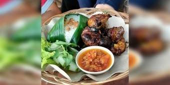 Nasi Uduk Bakar dan Ayam Bakar Kampung Tambah Variasi Menu di MKS 5