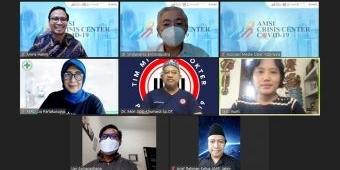 Berkolaborasi Dengan Para Ahli, AMSI Luncurkan Crisis Center Covid-19