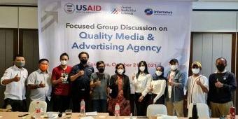 AMSI Intensif Diskusikan Kualitas Media dan Perumusan Agensi