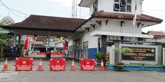 6 Pegawai Positif Covid-19 dan Kepala Terminal Meninggal, Terminal Kesamben Blitar Ditutup 14 Hari