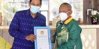 Pesan Wali Kota Kediri Kepada Atlet NPC yang Akan Berlaga di Peparnas XVI Papua: Jangan Curang
