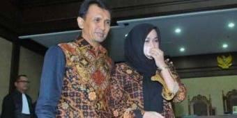Gubernur Sumatra Utara Nonaktif Divonis 3 Tahun, Istri 2,5 Tahun
