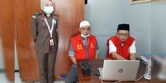 Terdakwa Korupsi APBDes Sugihwaras Bacakan Pledoi, JPU Tetap Pada Tuntutannya