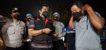 Petugas Gabungan di Jombang Rutin Gelar Operasi Yustisi